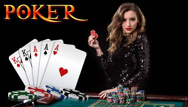 Permainan Poker Online Gampang Menang