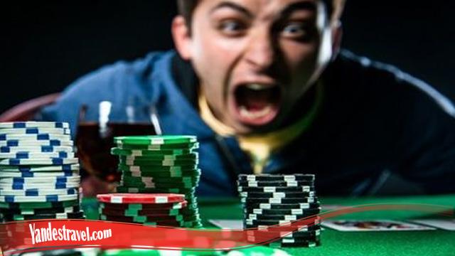 Bermain Santai Kontrol Emosi Dalam Poker