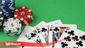 Poker Online Memiliki Urutan Nilai Dalamnya