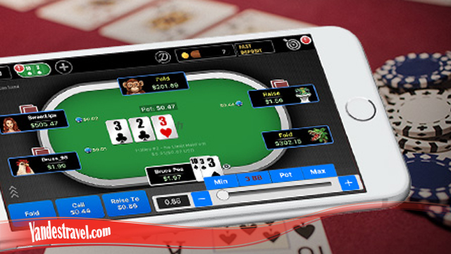 Tetap Terjadi Ketika Anda Bermain Dalam Poker Online